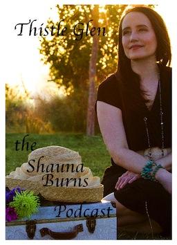 Shauna Burns Violet